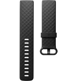 Fitbit Fitbit | Charge 3 Sport Band (Black) - Small