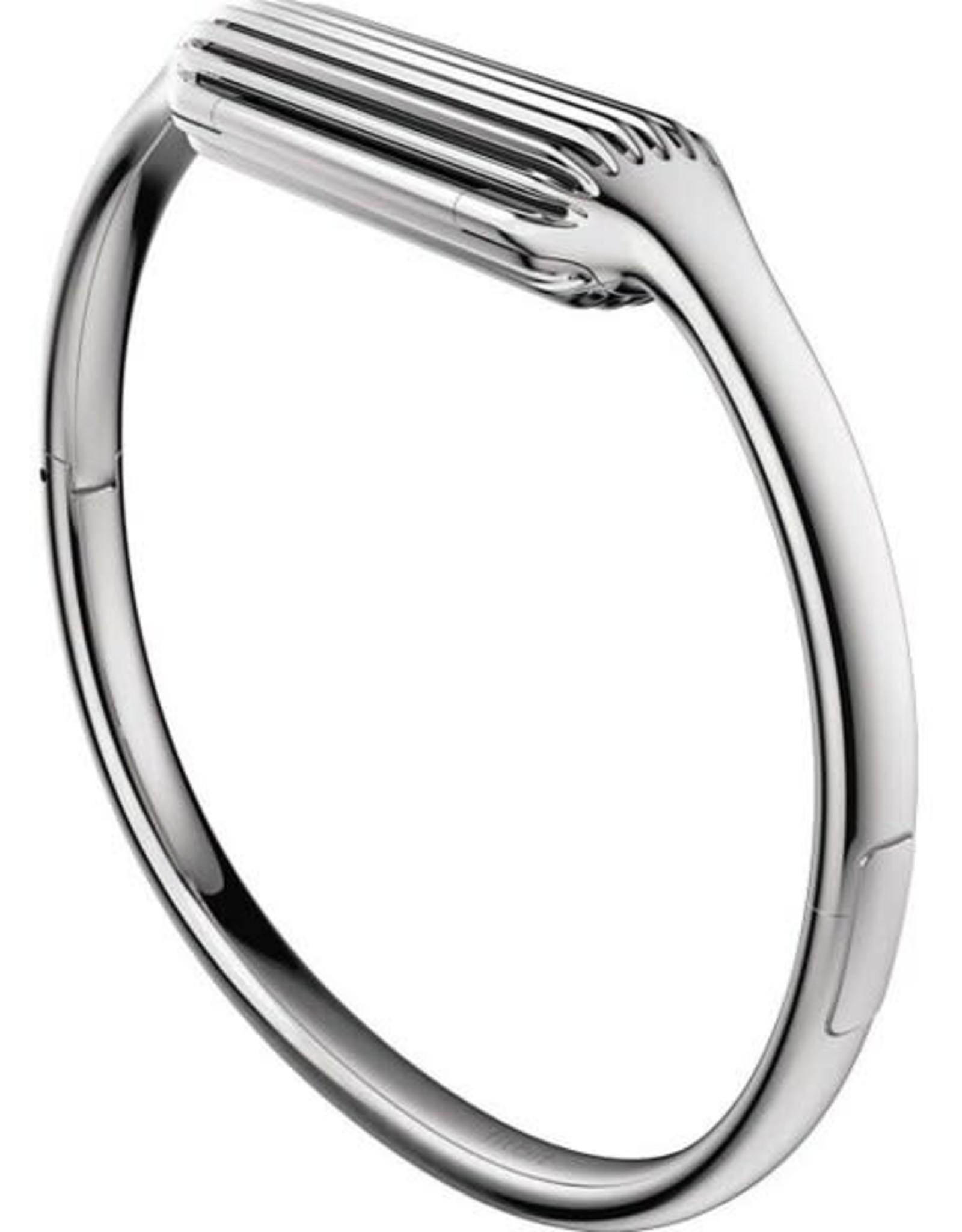 Fitbit /// Fitbit Flex 2 Metal Accessory Bangle Large