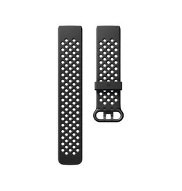 Fitbit Fitbit | Charge 3 Sport Band (Black) - Large
