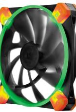Antec Fan TRUEQUIET 120 UFO 120mm Fan GREEN LED