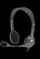 Logitech Logitech   Headset H110 Stereo Wired Headset 981000214