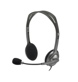 Logitech Logitech | Headset H110 Stereo Wired Headset 981000214