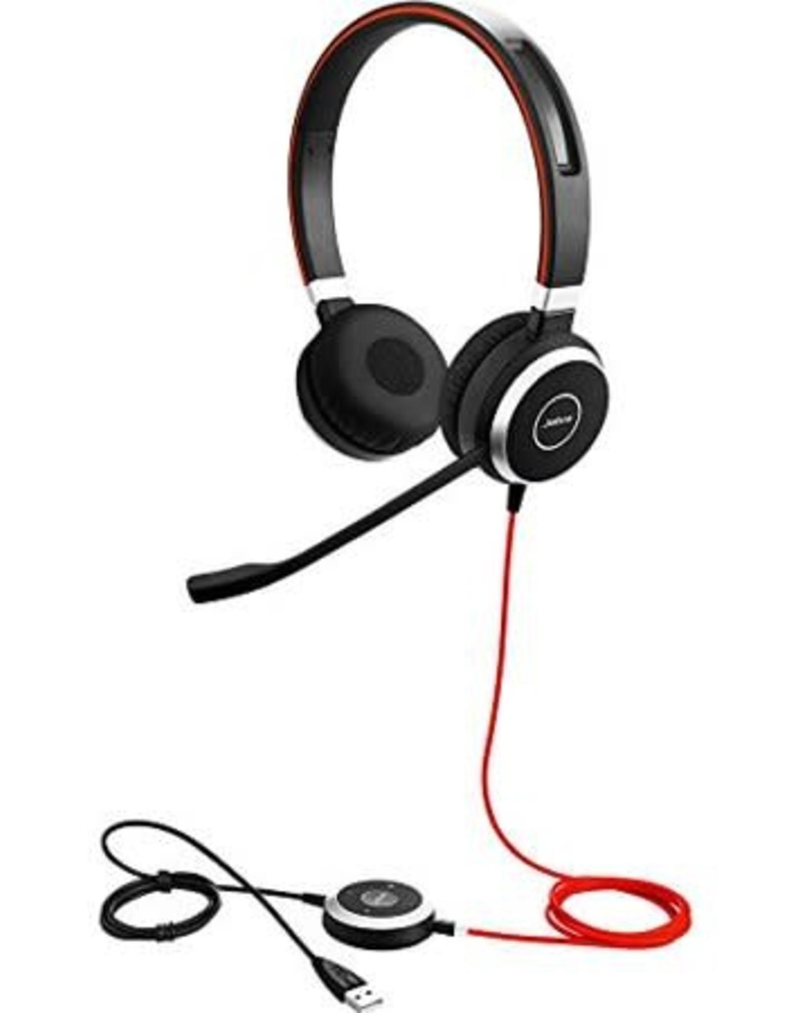 Jabra Jabra Evolve 40 Stereo Professional Headset 100-55910000-02