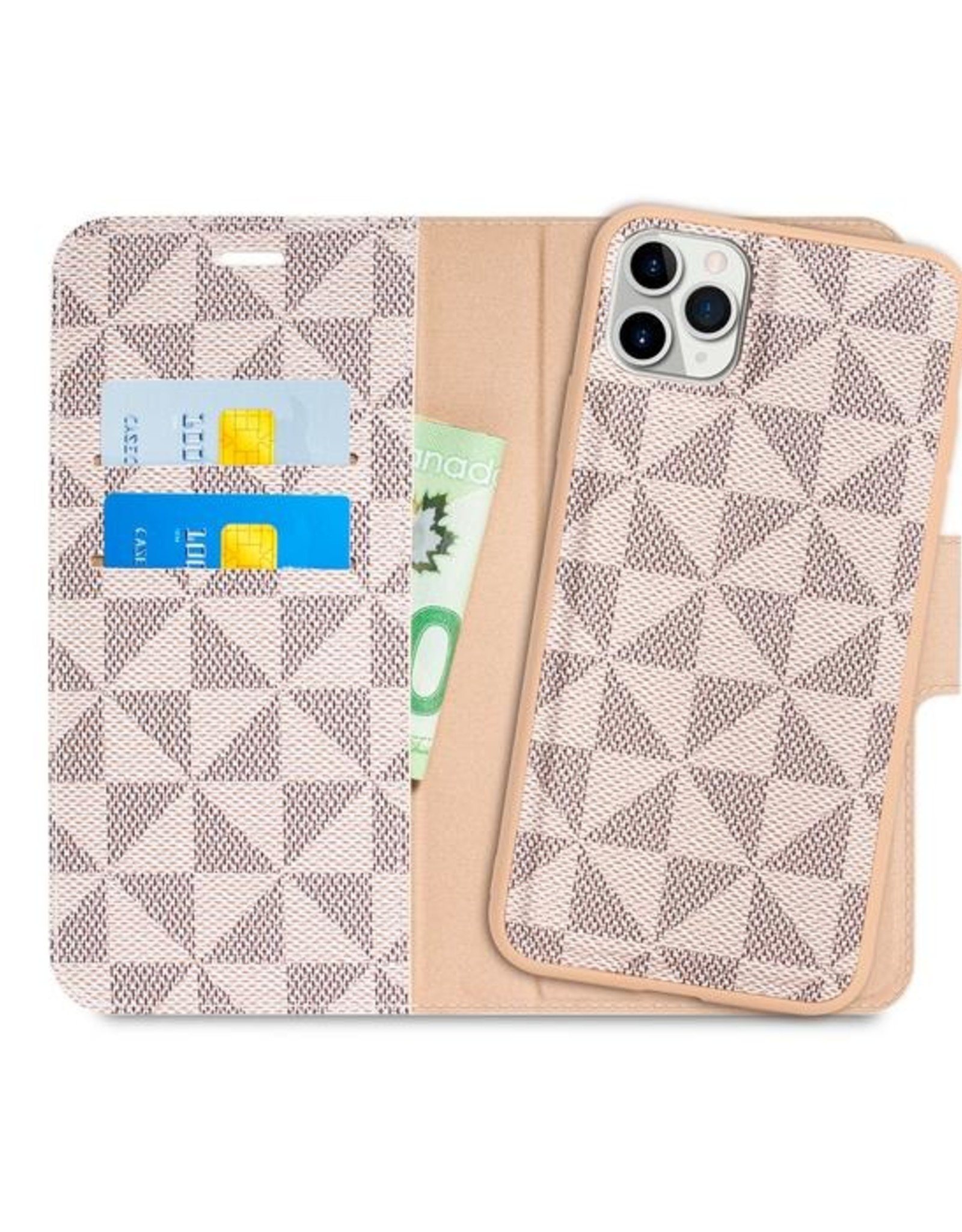Caseco Caseco | Park Ave Detachable RFID Protection Folio Case - iPhone 11 Pro Max C3309-20
