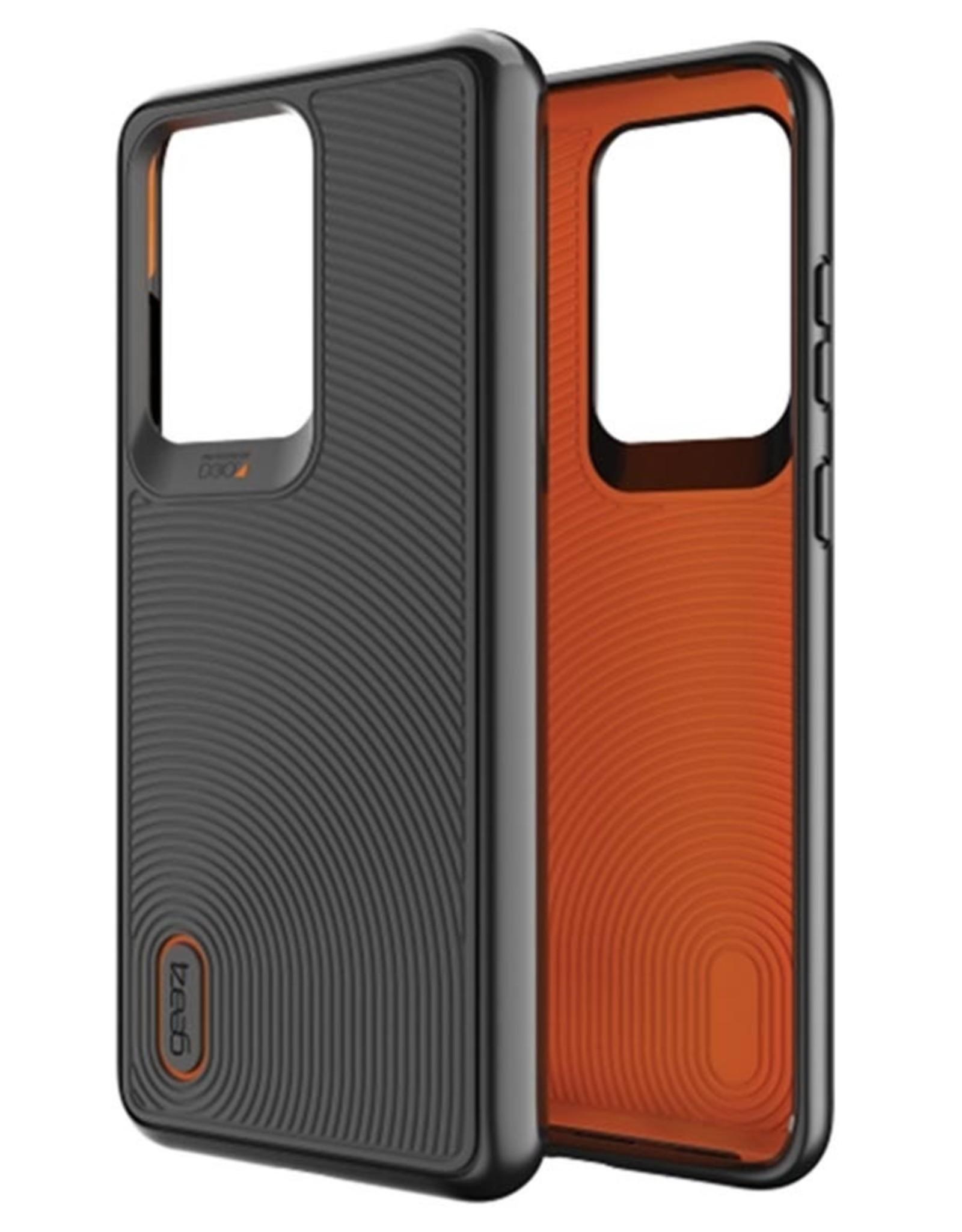 GEAR4 GEAR4 | Samsung Galaxy S20+  D3O Black Battersea Case15-06618