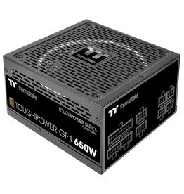 Thermaltake | Toughpower GF1 650W 80+ Gold Fully Modular PS PS-TPD-0650FNFAGU-1