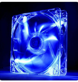 Thermaltake Fan Pure 12 LED 1xfan 120mm Blue  CL-F012-PL12BU-A