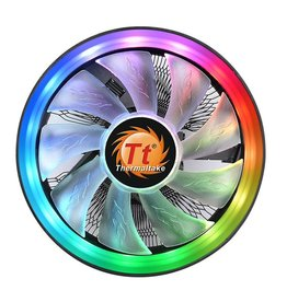 Thermaltake | Fan UX100 ARGB cooler 12025 1800rpm 5V RGB CL-P064-AL12SW-A