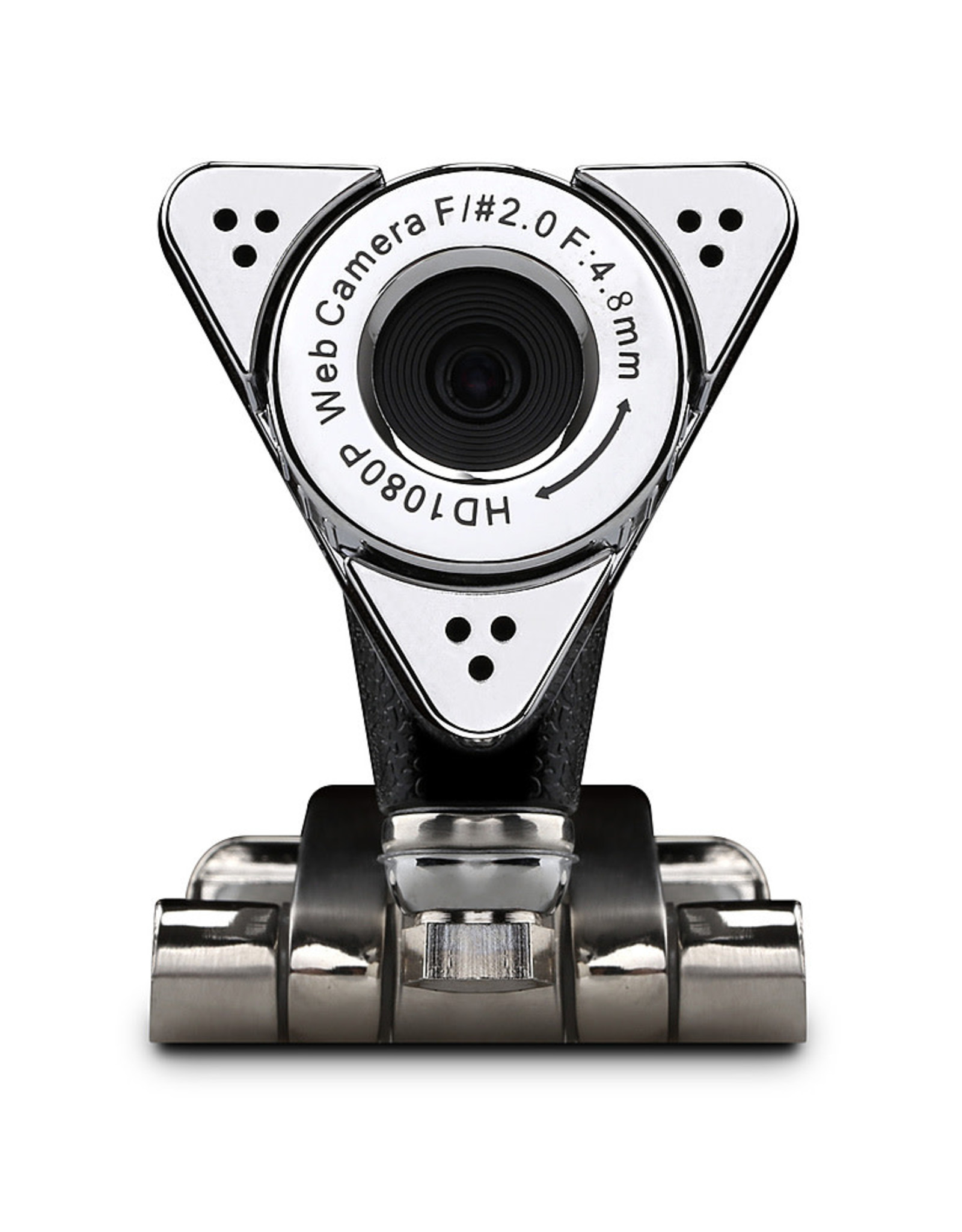 Aluratek    HD 1080P Webcam for Desktop/Laptop With Auto Focus, Built-In Mic, 30fps AWC01F