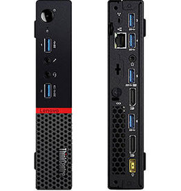 Refurbished Lenovo Thinkcentre M900 TINY I7 6700T 2.8GHz 8x256 SSD