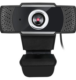 Adesso CyberTrack H4 - 1080P HD USB Webcam with Built-in Microphone CTH4-1080P