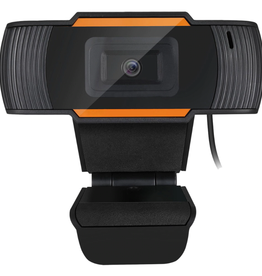Adesso CyberTrack H2 - 480P USB Webcam with Built-in Microphone CTH2-480P