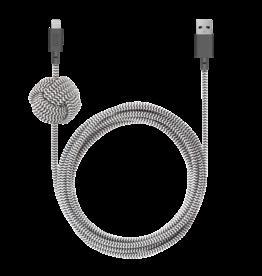 Native Union Native Union | Night Cable USB-C 3M - Zebra | NCABLE-AC-ZEB-NP