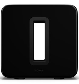 Sonos Sonos SUB Gen 3 Wireless Subwoofer, Black | SUBG3US1BLK