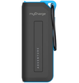 SO myCharge - Adventure Mini Powerbank with Carabiner 3300mAh Black 109-1443