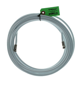 Wilson cable 30' white RG6 low