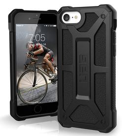 UAG UAG - Monarch Rugged Case Black for iPhone SE 2020/8/7/6S/6 120-2932