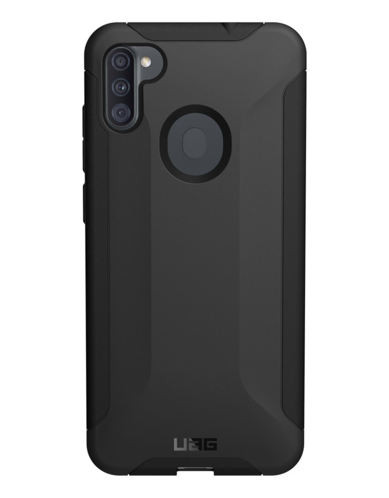 UAG UAG | Scout Galaxy A11 Black | 120-3114