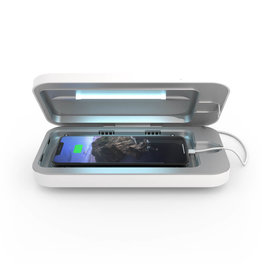 Phonesoap | 3 White UV Sanitizer w/USB Charging (10 Minute Cleaning) 15-07427