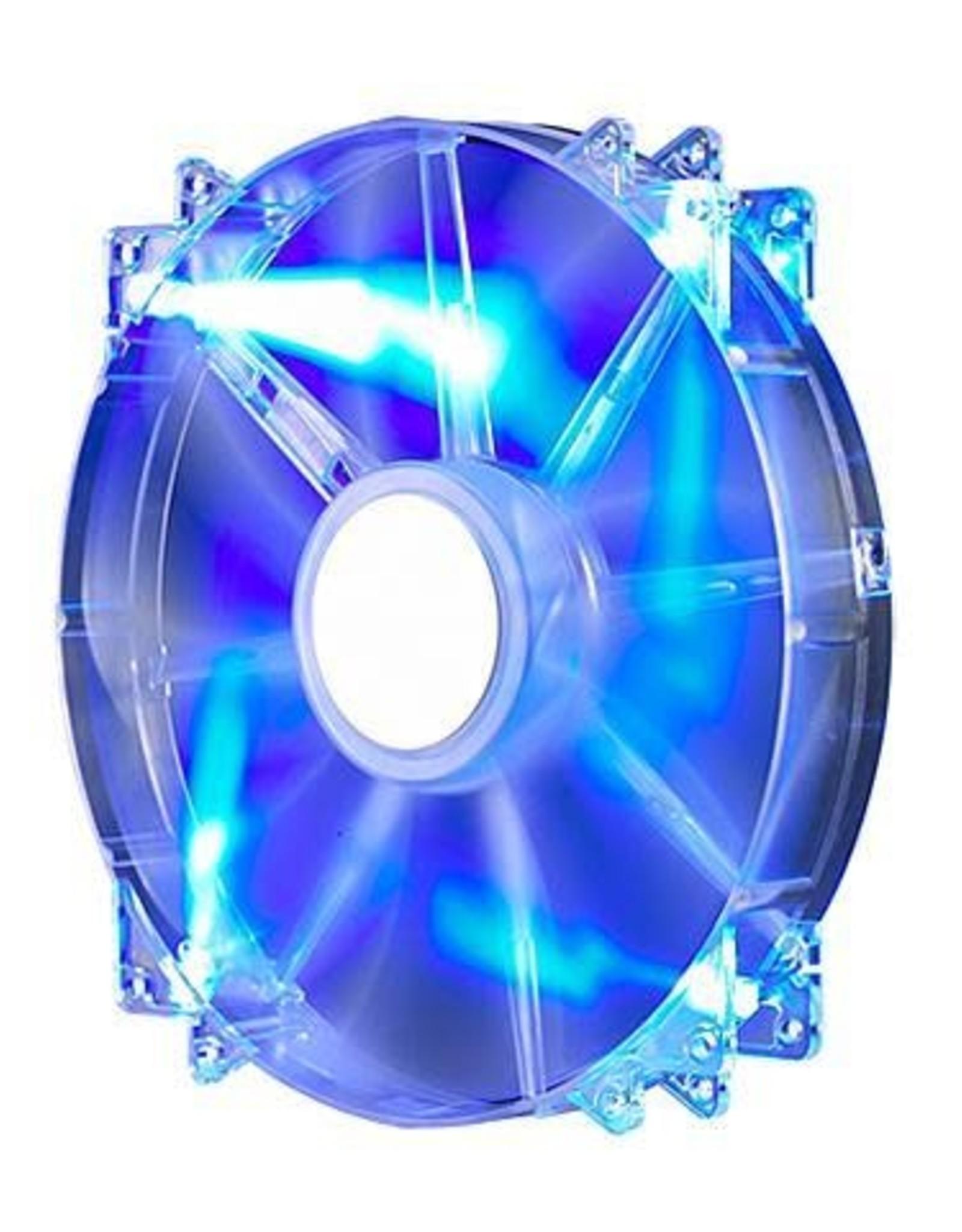 Cooler Master Coolermaster   200mm Blue LED Fan R4-LUS-07AB-GP