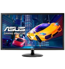 "Asus SO ASUS 28"" 4K Ultra HD 60Hz 1ms GTG TN LED FreeSync Gaming Monitor Black VP28UQGR"