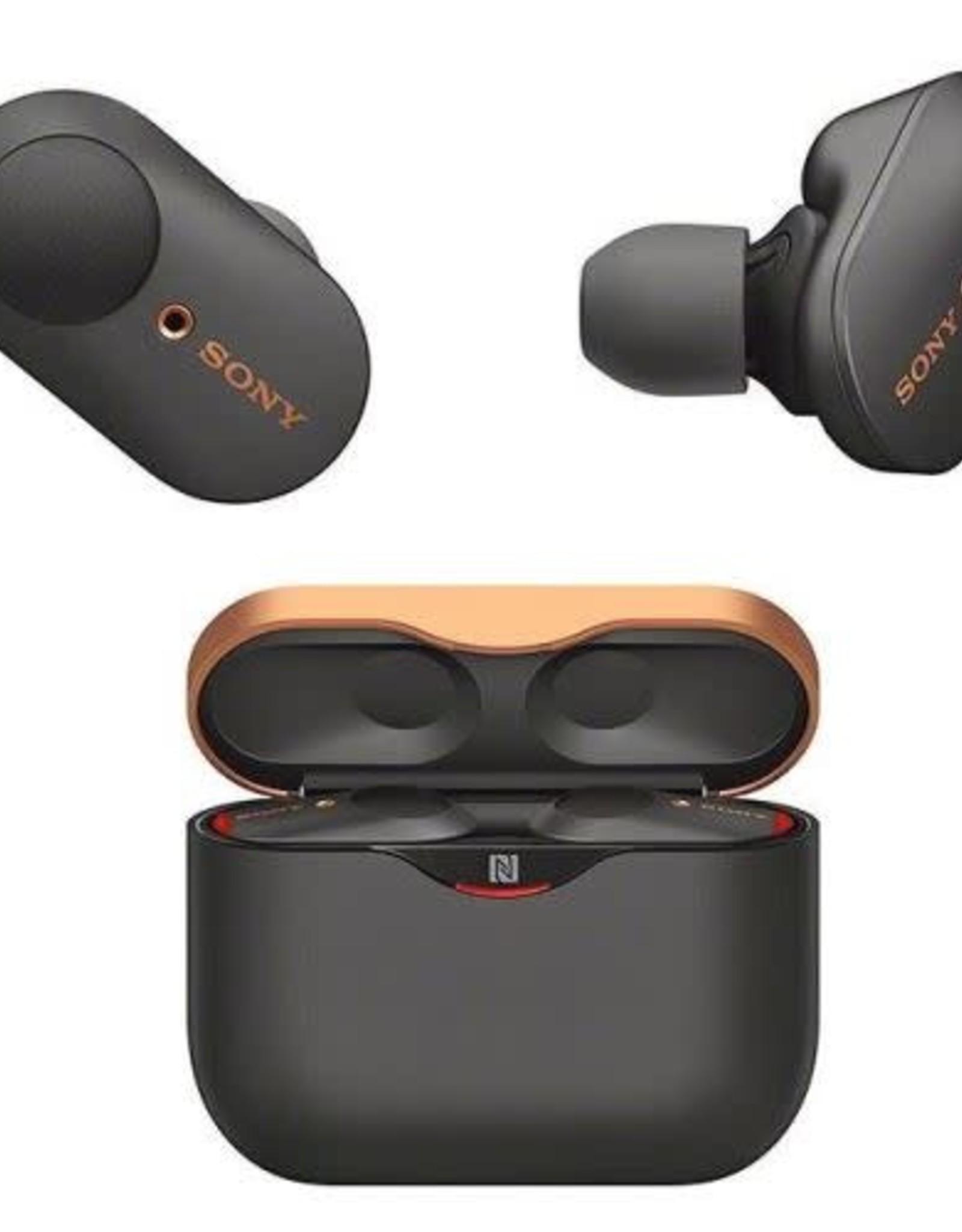 Sony Sony | True wireless earphones with mic - in-ear - Bluetooth - NFC  | WF-1000XM3
