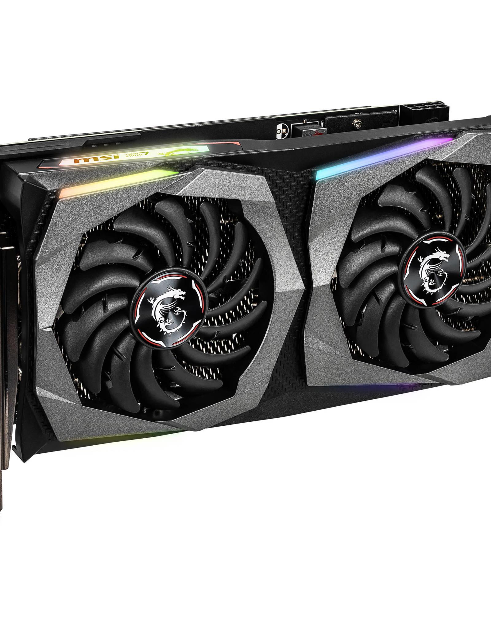 MSI | VCX GeForce RTX 2060 GAMING Z 6G 6G PCIE DPx3 HDMI ATX TF VII FAN G2060GZ6