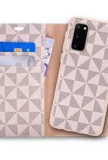 Caseco Caseco | Park Ave Magnetic Wallet Folio Case - Samsung Galaxy S20 Plus - Gold