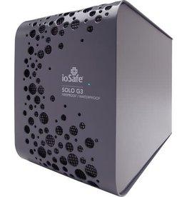 IOSafe SOLO G3 2TB USB 3.0 FIREPROOF WATERPROOF EXT HDD, 2YR DRS WARRANTY SK2TB