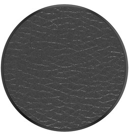 Popsockets PopSockets | PopGrip Peeble Vegan Leather Black 123-0131