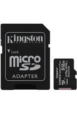 Kingston Kingston | 512GB Micro SDXC Card SDCS2/512GBCR SDCS2/512GBCR