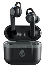 Skullcandy | Indy Evo In-Ear Sound Isolating Truly Wireless Headphones - True Black S2IVW-N740