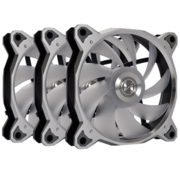 Lian-Li Lian-Li Fan | 120x120x27mm 900-1800RPM Space Grey BR DIGITAL-3R G