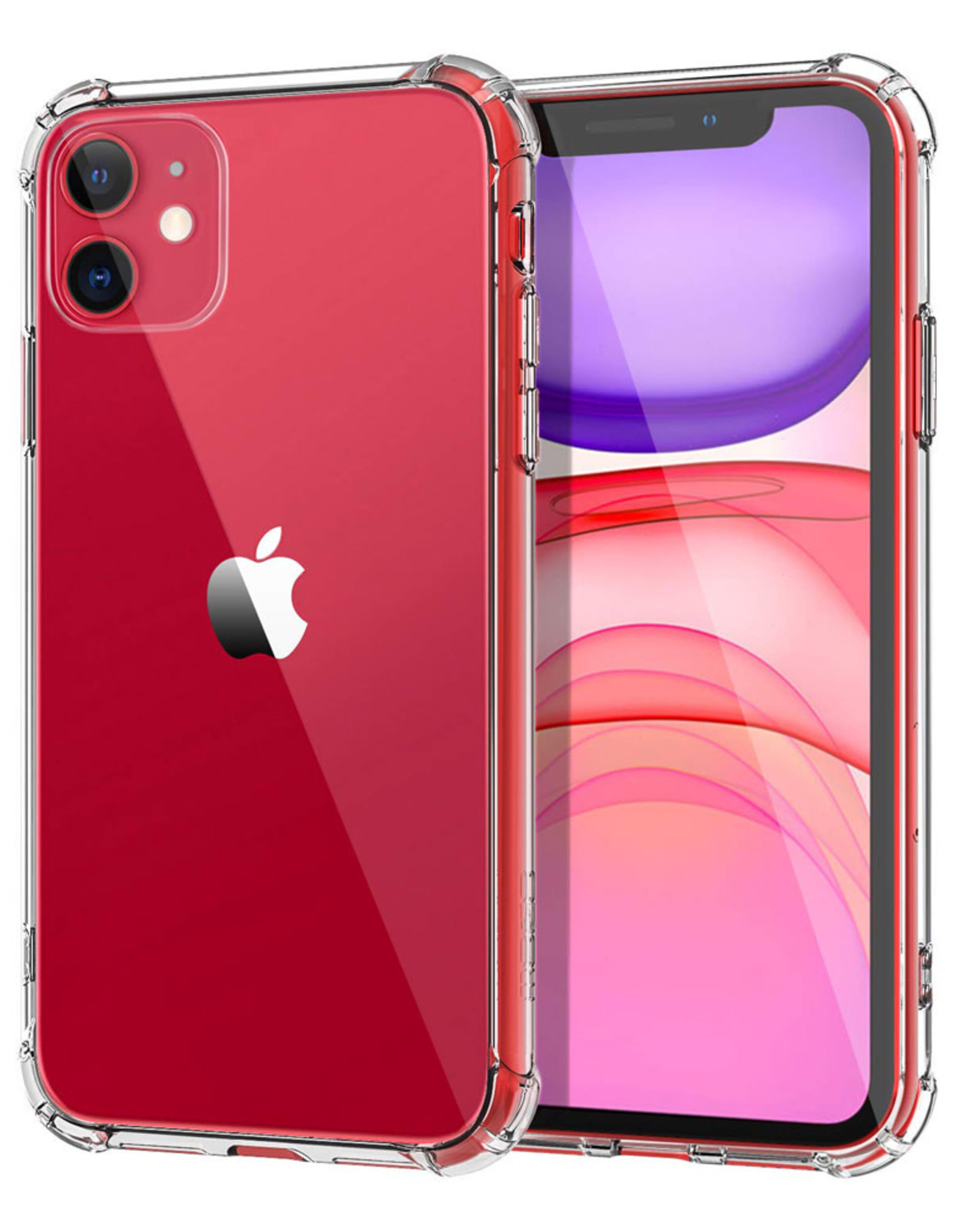 Blu Element Blu Element   DropZone Rugged Case Clear for iPhone 11 120-2138