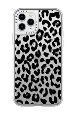 Casetify Casetify - Grip Case Black Transparent Leopard Print for iPhone 11 Pro 120-3279