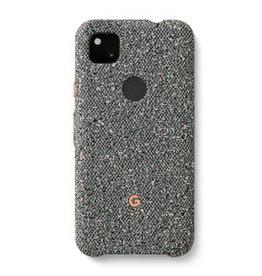 Google Google | Pixel 4a OEM Static Grey Fabric Case | 15-07149