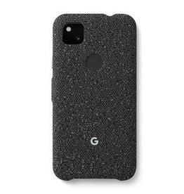 Google Google | Pixel 4a OEM Basically Black Fabric Case | 15-07147