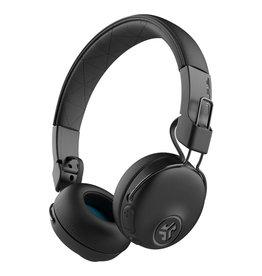 JLab Audio - Studio ANC On-Ear Bluetooth Headphones Black 105-1611