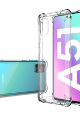 Blu Element Blu Element   Dropzone Galaxy A51 Clear 120-2864