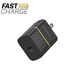 Otterbox Otterbox | Premium Fast Charge Power Delivery Wall Charger USB-C 18W Black 101-1450