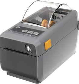 "Zebra | Direct thermal Printing, 2"" Print width, 203 dpi, USB/Ethernet/Bluetooth"