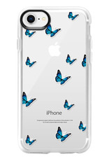 Casetify Casetify  | Grip Case Wild and Blue Stickers for iPhone SE 2020/8/7/6S/6 120-3549