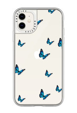 Casetify Casetify  | Grip Case Wild and Blue Stickers for iPhone 11 120-3550