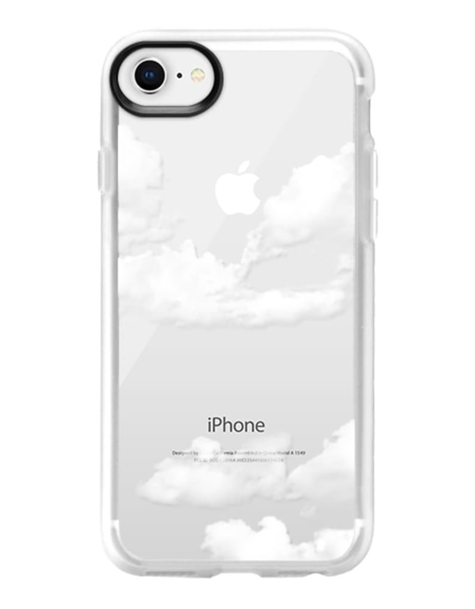 Casetify Casetify  | Grip Case Clouds for iPhone SE 2020/8/7/6S/6 120-3547