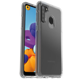 Otterbox Otterbox | Symmetry Clear Protective Case Clear for Samsung Galaxy A21 | 120-3526