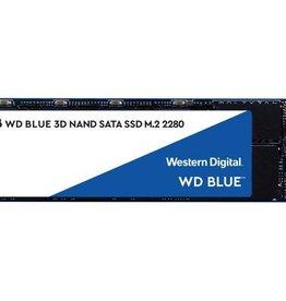 Western Digital | SSD 2TB M.2 2280 SATA III 6Gb s 3D NAND Blue Retail | WDS200T2B0B