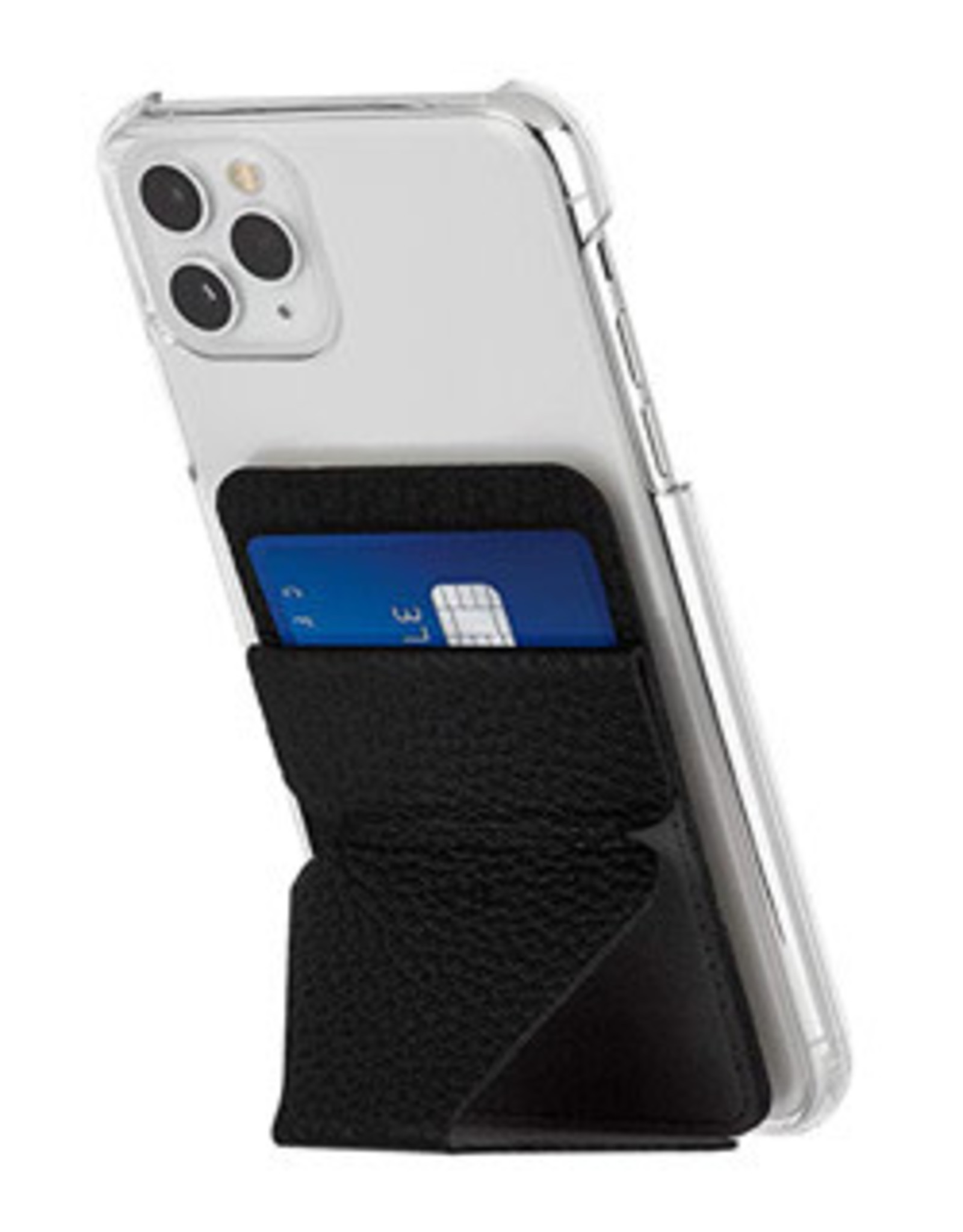 Case-Mate Case-Mate | Universal Black Magnetic Wallet Stand | 15-07882