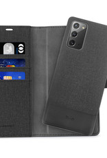 Blu Element Blu Element   2 in 1 Folio Galaxy Note 20 Black/Black   120-3167
