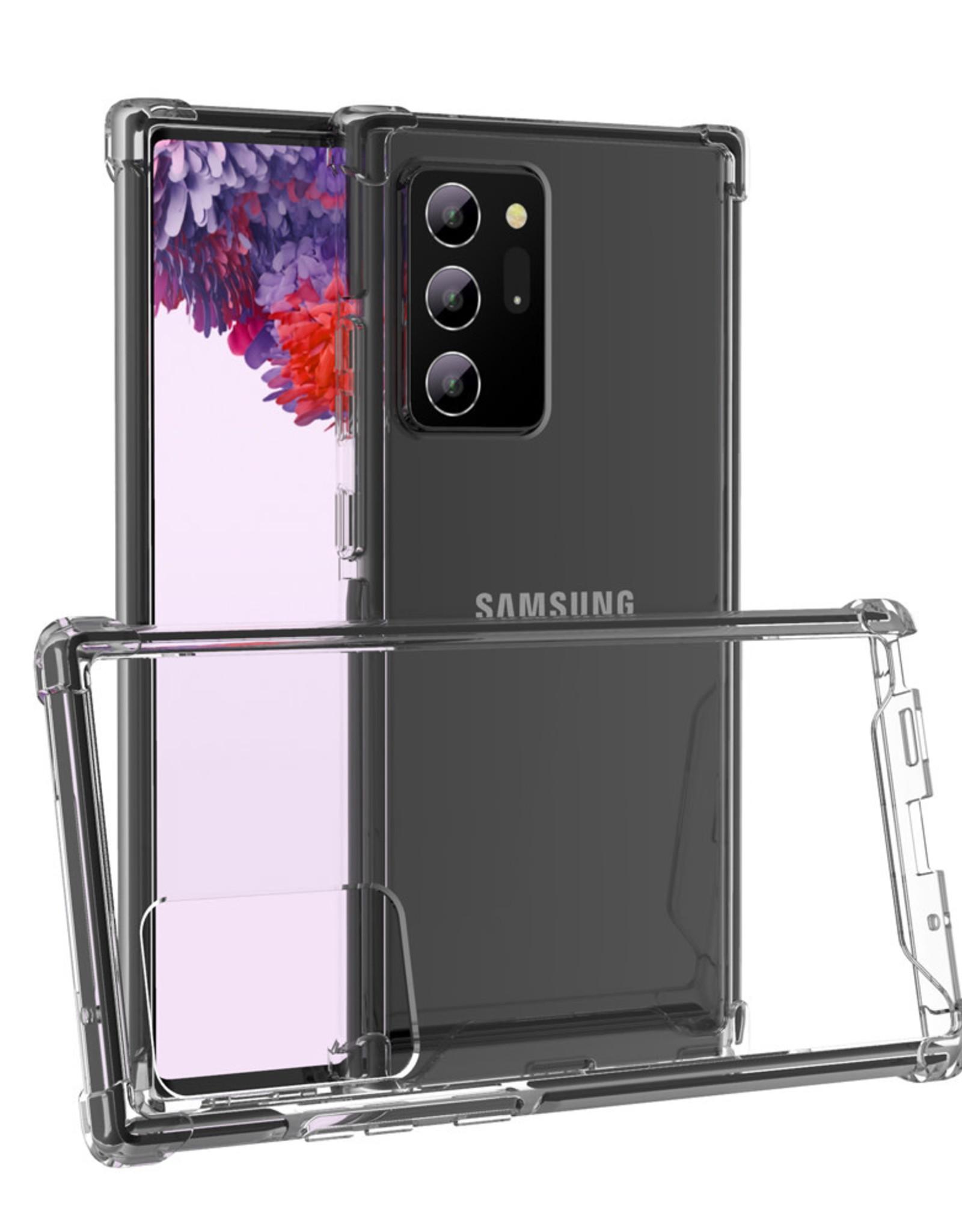 Blu Element Blu Element   DropZone Rugged Case Galaxy Note 20 Ultra Black   120-3162