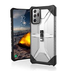 UAG UAG | Samsung Galaxy Note 20 Ultra Clear/Black (Ice) Plasma Case | 15-07456